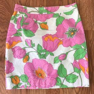 Kate Spade Floral Sequin Skirt ♠️